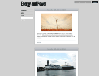 powerenergysources.tumblr.com screenshot