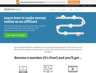 powerfulonlineprofits.com screenshot