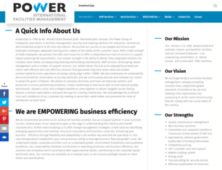 powergroupintl.com screenshot