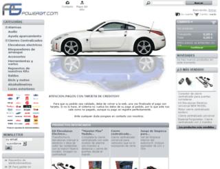 powergt.com screenshot