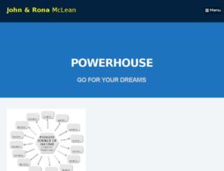 powerhouseblog.net screenshot