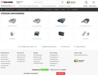 powerinvertershop.nl screenshot