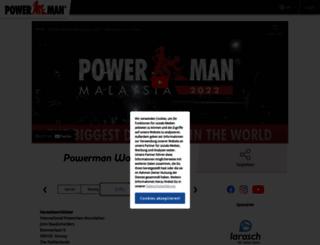 powerman.org screenshot