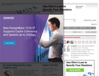 powermanagementdesignline.com screenshot