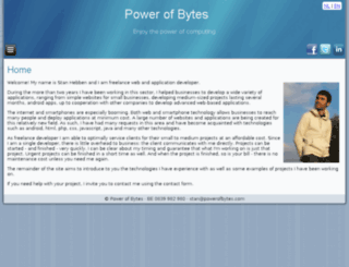 powerofbytes.com screenshot