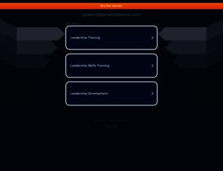 powerofteamworkmovie.com screenshot