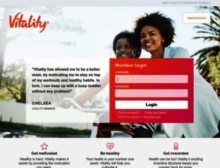 powerofvitality.com screenshot