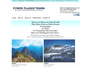 powerplaces.com screenshot