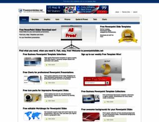 powerpointslides.net screenshot