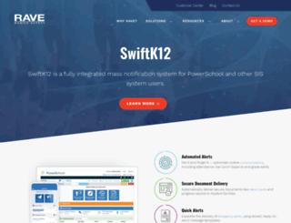 powerschool.alertsolutions.com screenshot