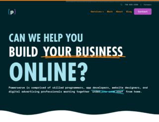 powerserve.net screenshot