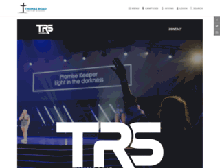 powersource.trbc.org screenshot