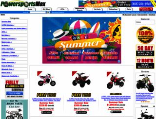 powersportsmax.com screenshot