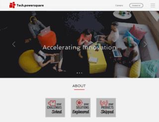 powersquare.com screenshot