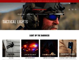 powertacusa.com screenshot