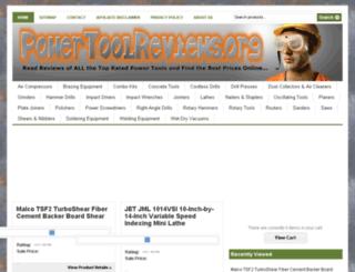 powertoolreviews.org screenshot