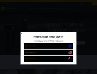 powertraveller.com screenshot