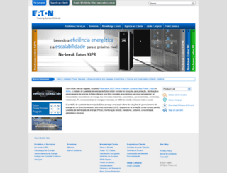 powerware.com.br screenshot
