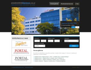 powierzchniabiurowa.projektyiluste.pl screenshot