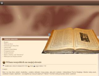 powierzona.pl screenshot