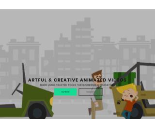 powtoonpro.com screenshot