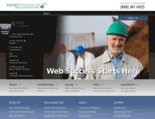 poyferre.markethardware.com screenshot