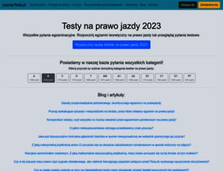 poznaj-testy.pl screenshot