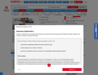 poznaj.gofin.pl screenshot
