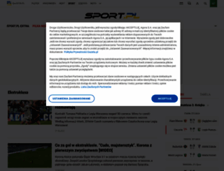 poznan.sport.pl screenshot