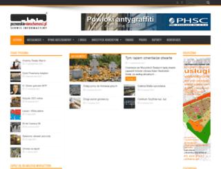 poznanskie-nieruchomosci.pl screenshot