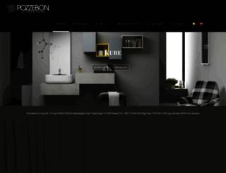 pozzebonsrl.com screenshot