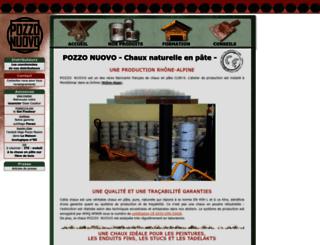 pozzonuovo.fr screenshot