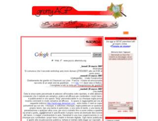 pozzz.altervista.org screenshot