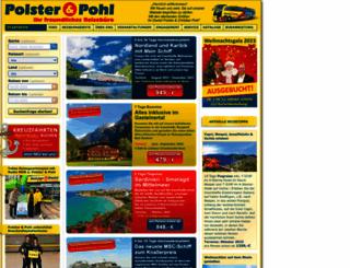 pp-reisen.de screenshot