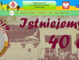 pp2.przedszkola.net.pl screenshot