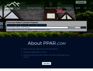 ppar.com screenshot