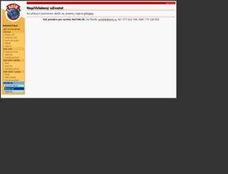 ppc.auto.cz screenshot