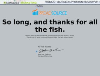 ppcadsource.com screenshot