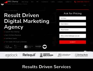 ppcchamp.com screenshot