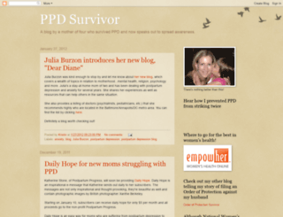 ppdsurvivor.blogspot.com screenshot