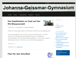 ppg-mannheim.de screenshot