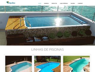ppiscinas.com.br screenshot