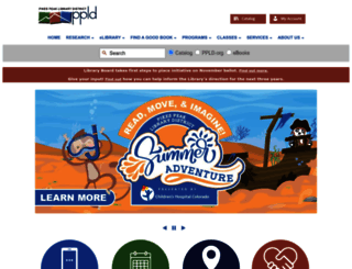 ppld.org screenshot