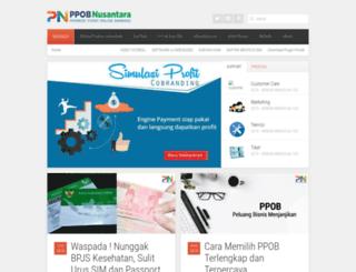 ppobnusantara.co.id screenshot