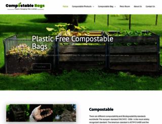 pppcompostablebag.com screenshot