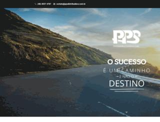 ppsdistribuidora.com.br screenshot