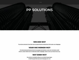 ppsolutions.eu screenshot
