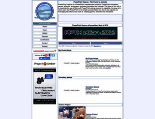 pptheaven.mvps.org screenshot