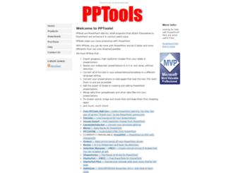 pptools.com screenshot