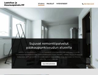 ppurakointi.fi screenshot